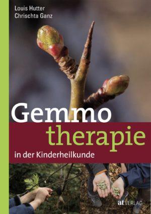 Buchcover: Gemmotherapie in der Kinderheilkunde
