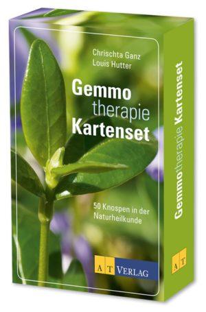 Kartenset Gemmotherapie Ganz Hutter AT Verlag